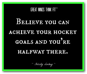 Hockey Quotes Great And Sayings