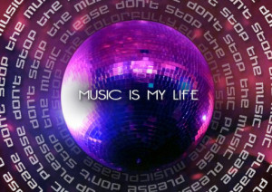 ball, colors, disco, dont, life, lights, music, my, please, purple ...