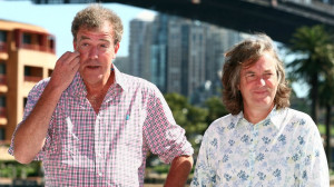 ... Hammond and James May will host Top Gear for at least 3 more years