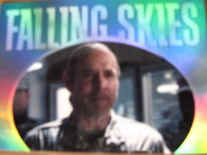 Dettagli su Falling Skies Quoteable Card Q10 Captain Dan Weaver