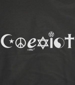 Coexist - 6dollarshirts.com