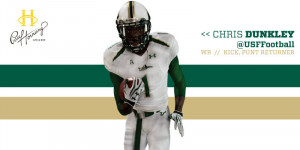 Related Pictures chris dunkley bio gousfbulls com official athletics ...