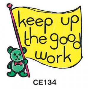 Great Job Keep Up the Good Work