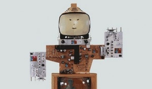 Family Tree: Nam June Paik's 1986 work 'Uncle'