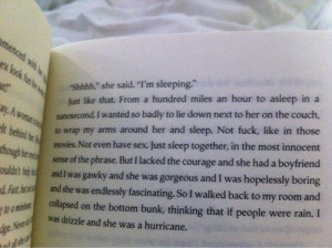 Looking For Alaska's quote