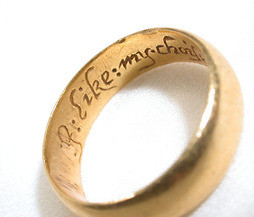 in Engraved Rings and Wedding Bands , The meaning and history of all ...