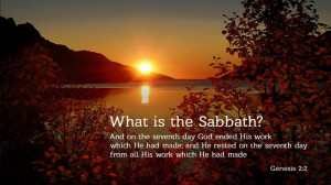 Happy Sabbath Day Quotes