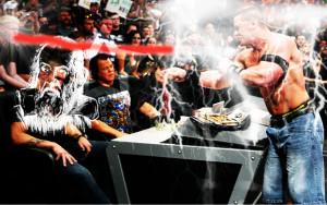 John Cena Randy Orton Image