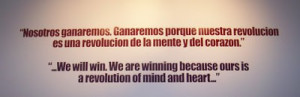 Cesar Chavez Quote that is Posted Above