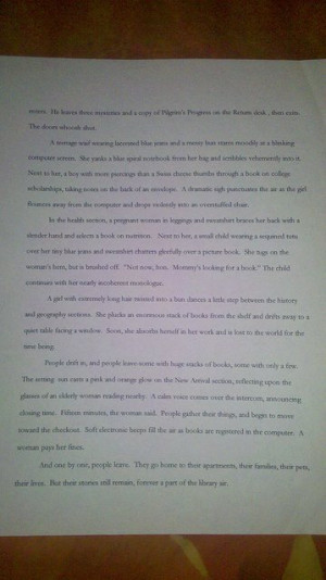 Does prison work essay