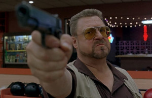 John Goodman as Walter Sobchak in The Big Lebowski (1998)