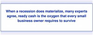 recession quote