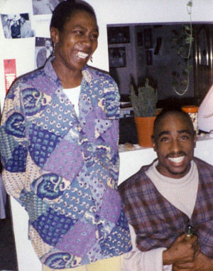 Tupac's Mother Afeni Shakur Still Coping With Her Son's Death 15 ...