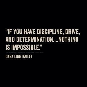 ... , Impossible, Living, Discipline, Inspiration Quotes, Fit Motivation