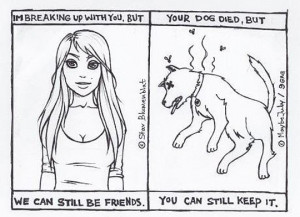 funny-breaking-up-girl-dog