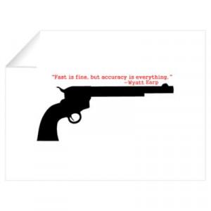 Wyatt Earp Quote