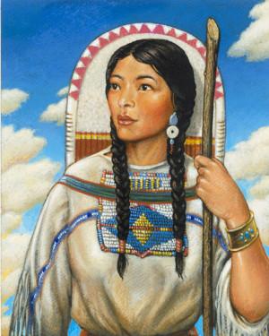 Sacagawea (1788 - 1812)