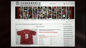 Cheap NCAA FootBall Jersey Wholesale Alabama Crimson Tide 21 Dre ...