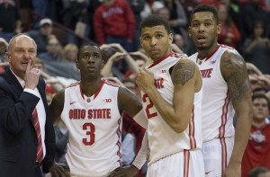Ohio State basketball vs Purdue Boilermakers Post Game Quotes
