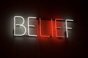 ... not lack of belief in my opportunity, but rather belief in themselves