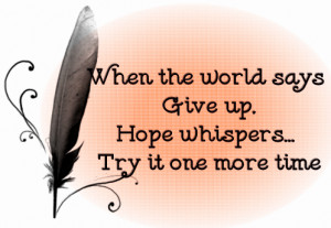 Quotes on Hope (7)