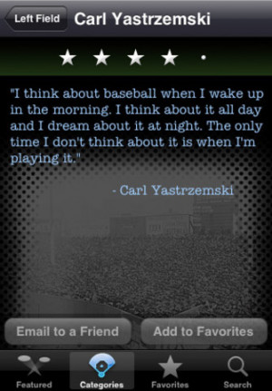 Download Baseballisms : Baseball Quotes & Trivia iPhone iPad iOS