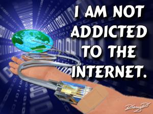 Internet Addiction by Darry D