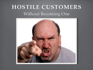dealing with difficult customers dealing with difficult customers is ...
