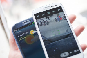 Foxconn CEO Terry Gou took some time to pan the Samsung Galaxy S III ...