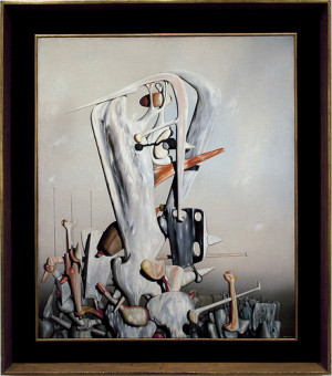 Yves Tanguy Pictures
