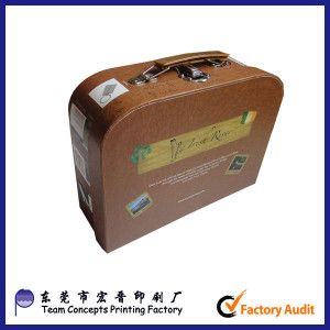 The Adventure Cardboard Box