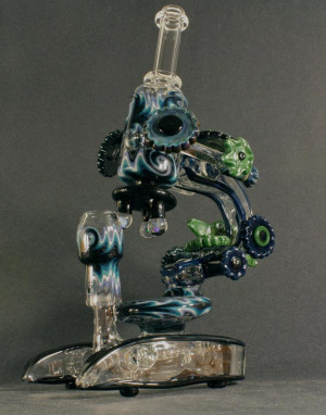 Microscope DAB Rig