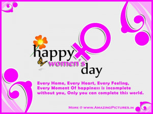 Happy women's day 2014 Quotes, Quotations & Sayings, Thoughts Images