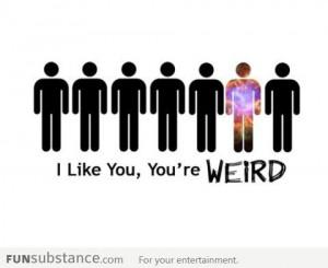 like you...