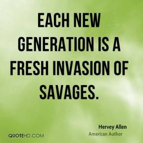 Invasion Quotes