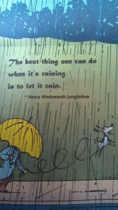 dog walking in the rain more health inspiration inspiration quotes 1