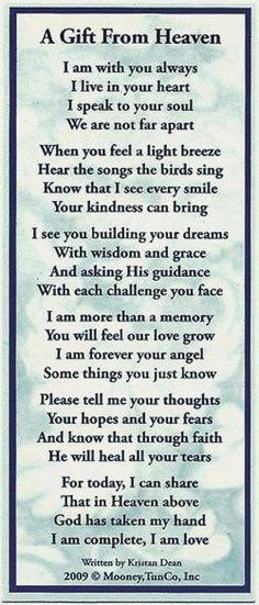 Displaying (18) Gallery Images For Missing Dad In Heaven Quotes...