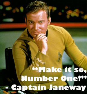 captains, very funny. For those of you that do not get it: pic=Kirk ...