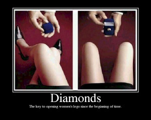 diamonds funny