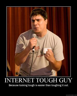 ... assphats bullied grew bullies internet tough guys sodahead troll