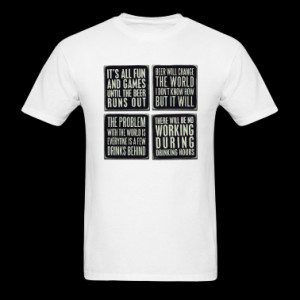 bestselling gifts beer funny beer quotes t shirt
