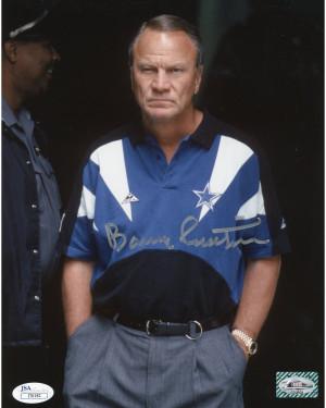 Barry Switzer Dallas Cowboys