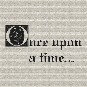 Once Upon A Time Fairy Tale Quote Printable Digital Download for Iron ...