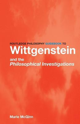 """... Wittgenstein and the Philosophical Investigations"""" as Want to Read"""