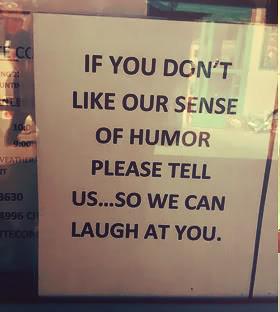 Sense Of Humor Quotes & Sayings