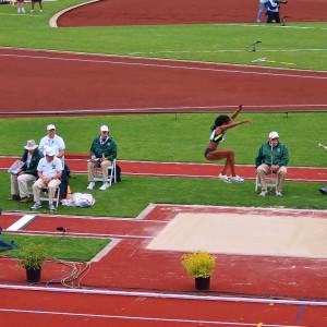 Long Jump Very Popular...