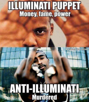 Tags: Illuminati Puppet or Hip Hop Royalty ?
