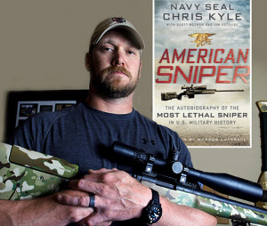 """All of these quotes come from Chris Kyle's book, """" American Sniper ..."""