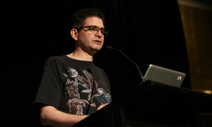 Steve Albini at Face the 010 jpg