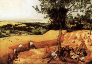 The Harvesters Pieter Brueghel, o Velho [Wikimedia Commons]